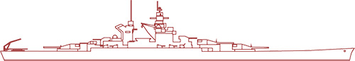 Navy Ship Battleship